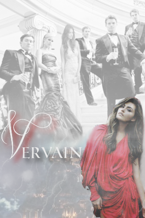 Vervain - Perseia Jackson Fanfiction