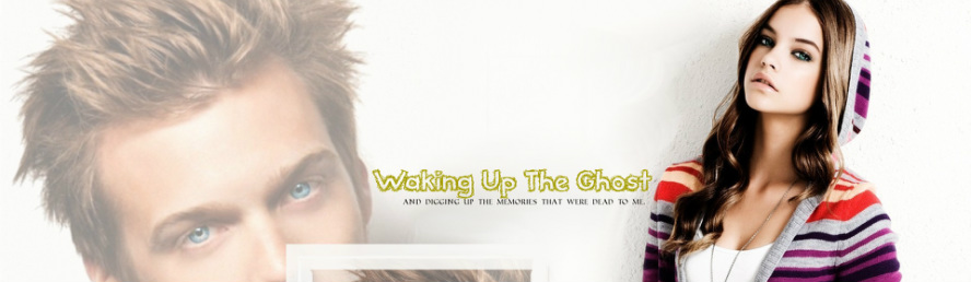 Waking Up The Ghost - Perseia Jackson Fanfiction