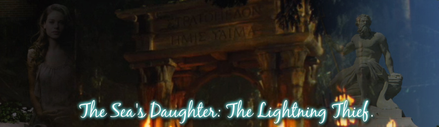 The Sea's Daughter: The Lightning Thief - Perseia Jackson Fanfiction